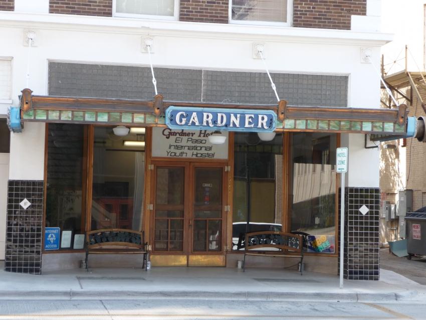 Gardner Hotel - El Paso, TX