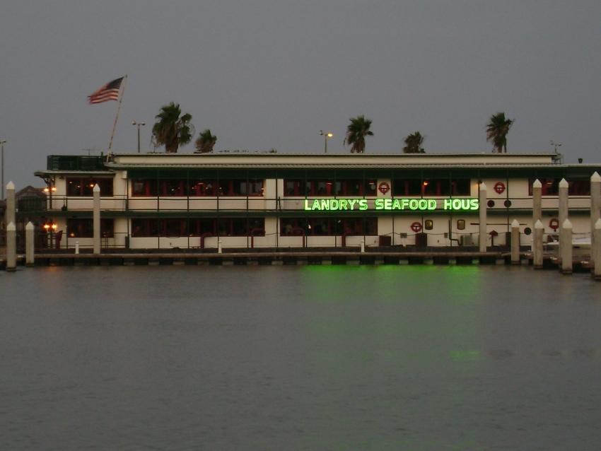 Landry's Seafood - Corpus Christi, TX