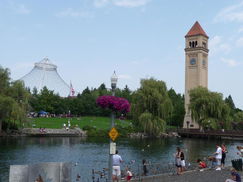 Hotels Near Riverfront Park Spokane