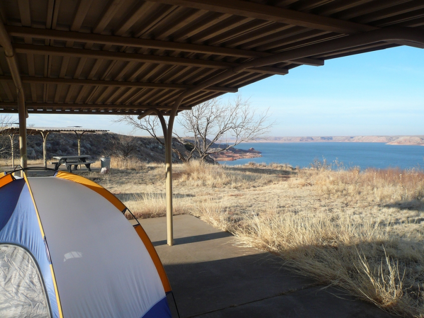 Lake meredith national recreation area fritch cityseeker for Lake meredith fishing report
