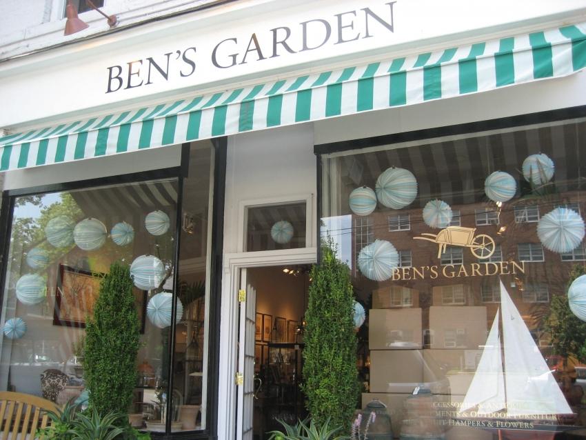 Bens Garden - Oyster Bay, NY