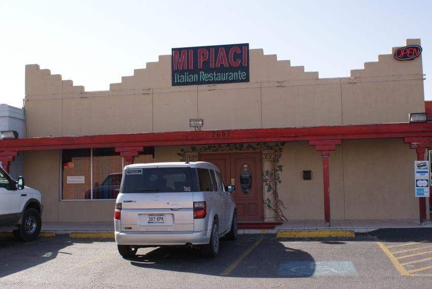 Mi Piaci Italian - Odessa, TX