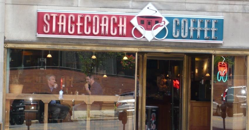Stagecoach Coffee - Albany, NY