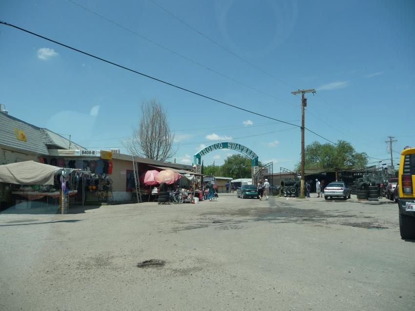 Bronco Meat Market - El Paso, TX