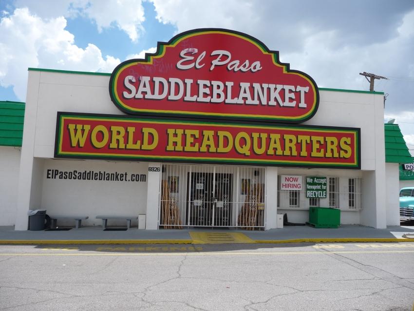 El Paso Saddleblanket Co - El Paso, TX