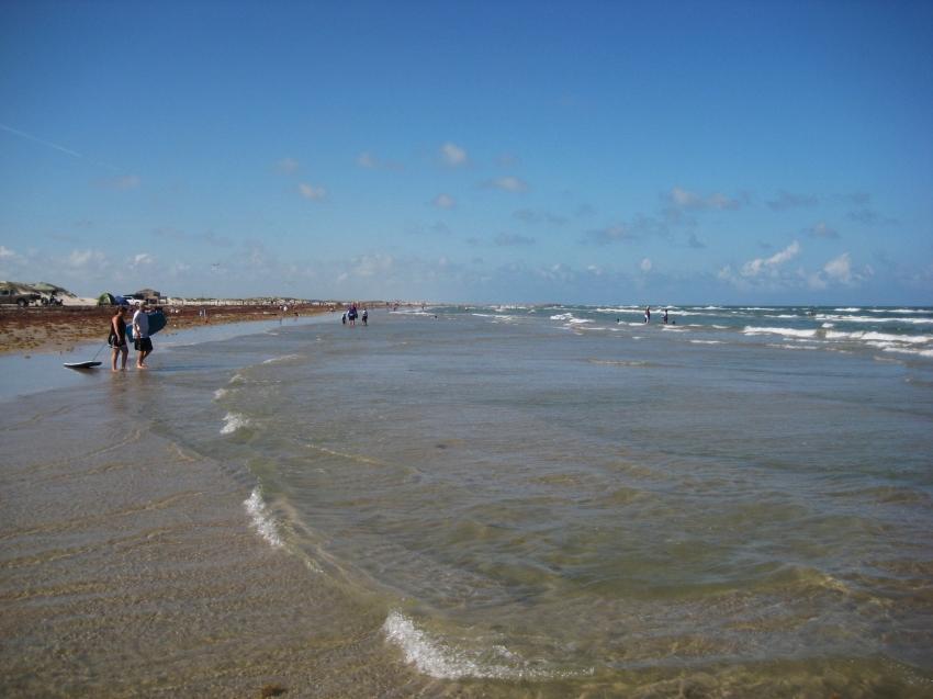 Mustang island state park port aransas cityseeker for Island beach state park fishing report