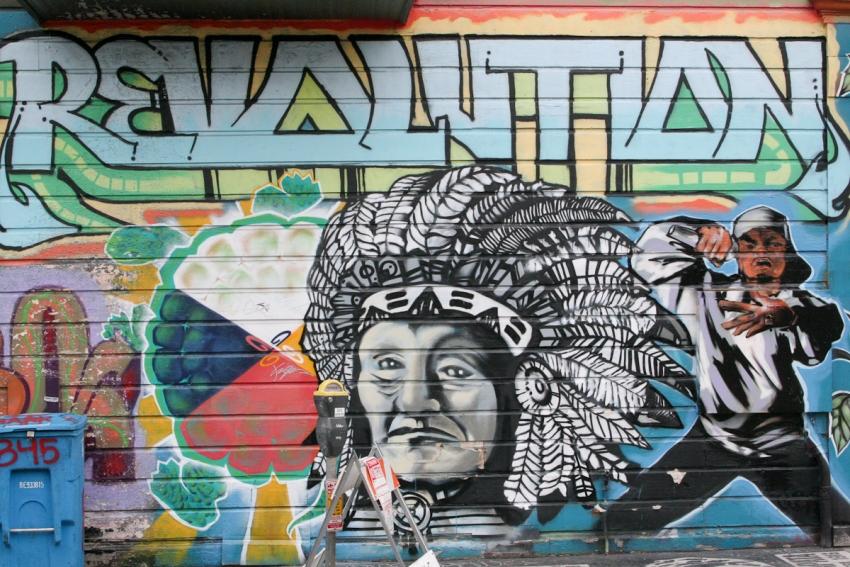 Revolution Cafe - San Francisco, CA