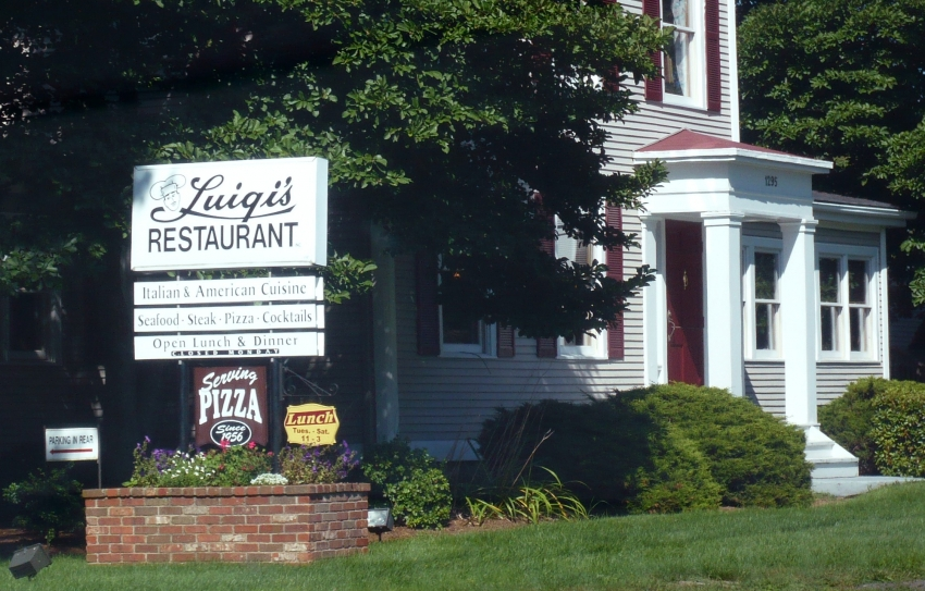 Luigi's Restaurant - Old Saybrook, CT