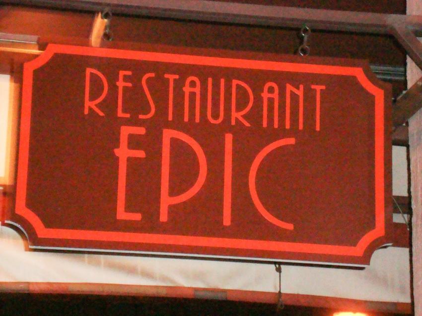 Restaurant Epic - Honolulu, HI