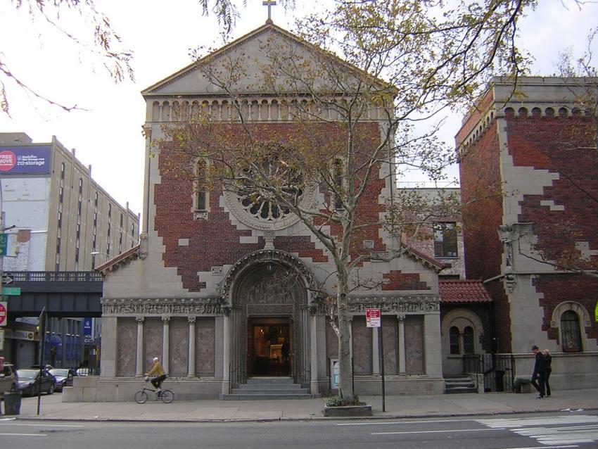 Guardian Angel Church - New York, NY