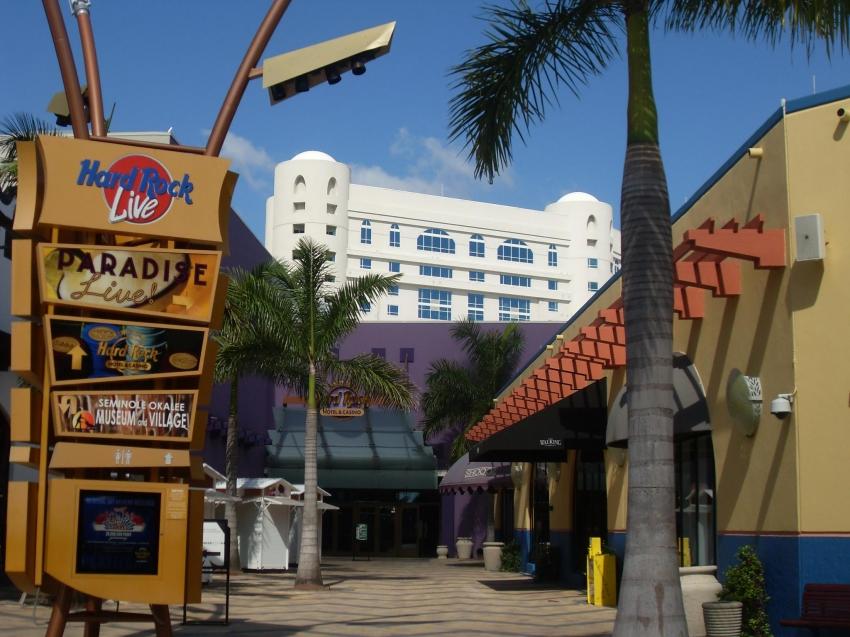 Hard rock cafe casino fort lauderdale fl