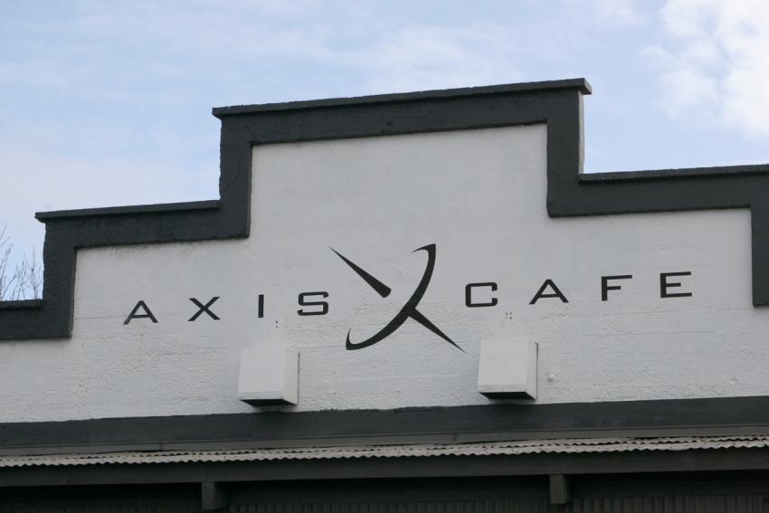 Axis Cafe & Gallery - San Francisco, CA