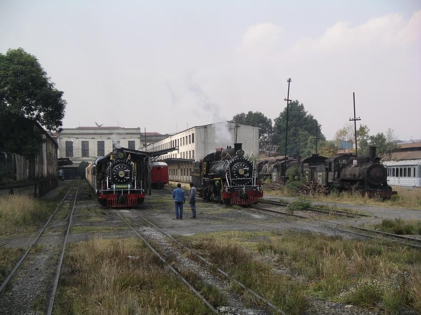 Tren Turístico de la Sabana