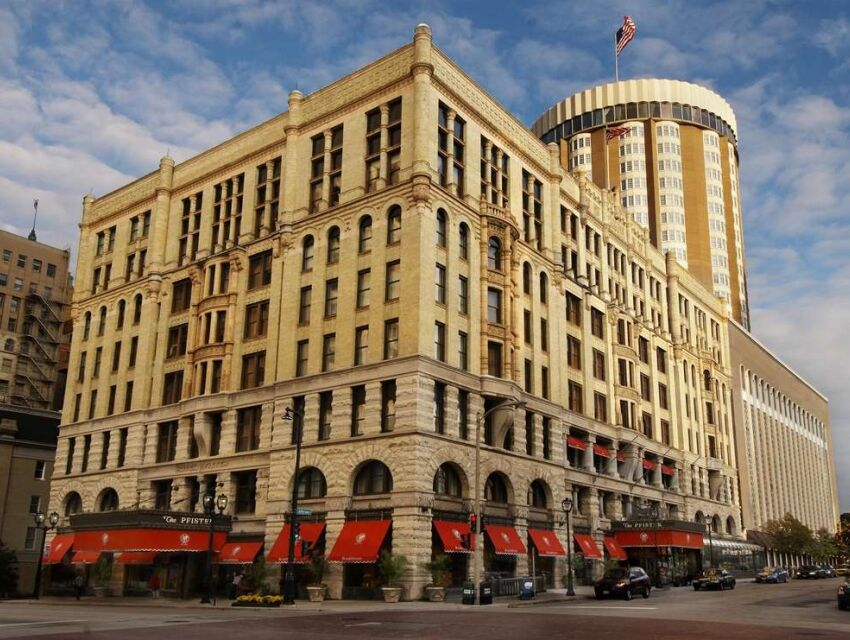 The Pfister Hotel - Milwaukee, WI