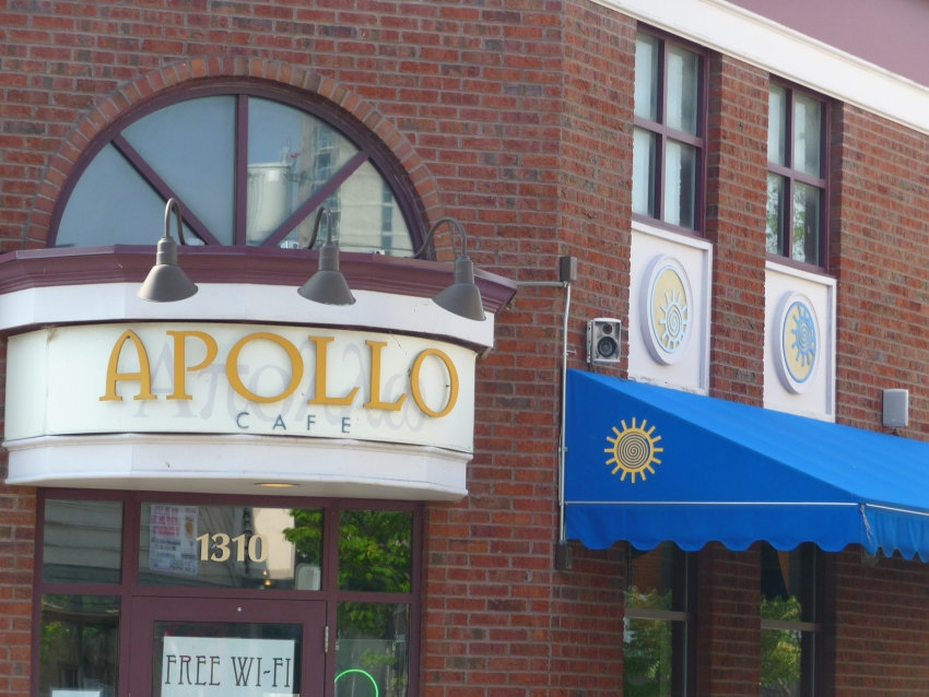 Apollo Cafe - Milwaukee, WI