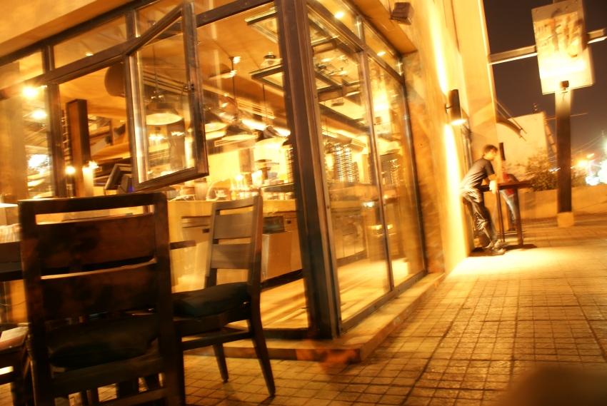 Blue Fig Cafe Amman Menu