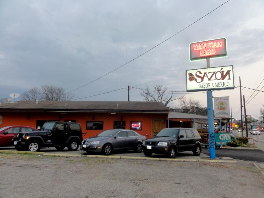 Sazon - Austin, TX