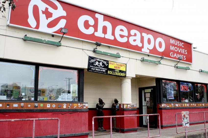 Cheapo Discs - Austin, TX