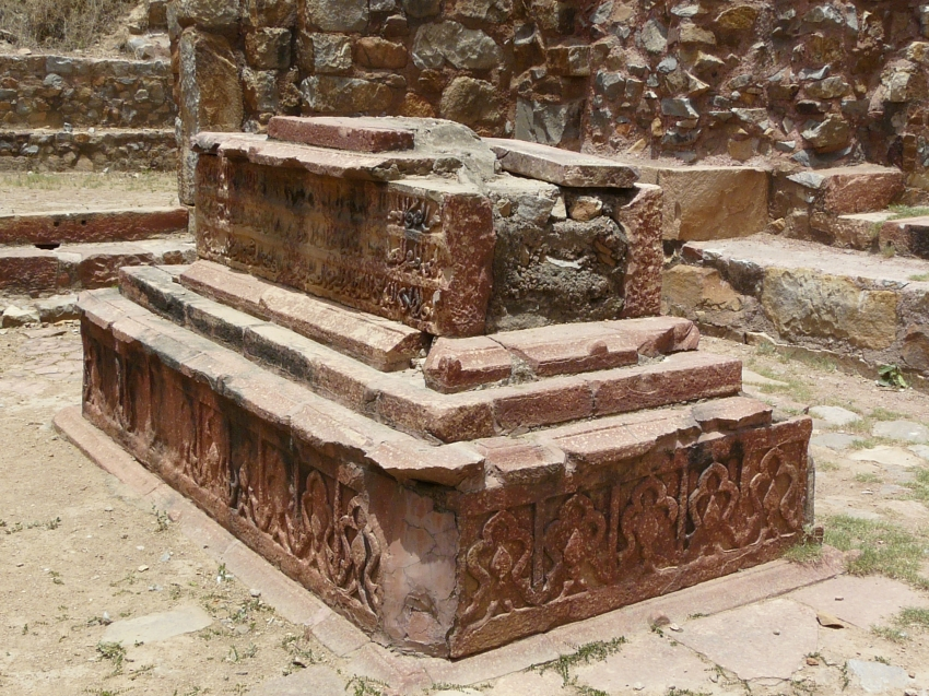 Ghiyasuddin Balban Tomb Balban's tomb