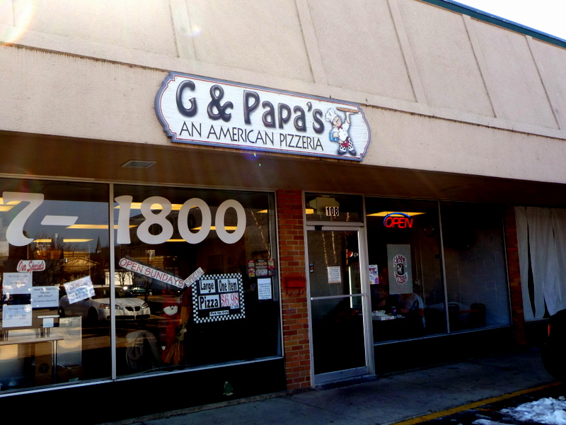 G & Papa's Pizzeria - Charlevoix, MI