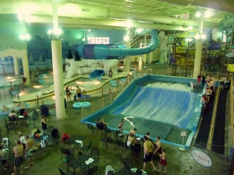 Boyne Falls (MI) United States  city pictures gallery : Avalanche Bay Indoor Waterpark, Boyne Falls, CitySeeker