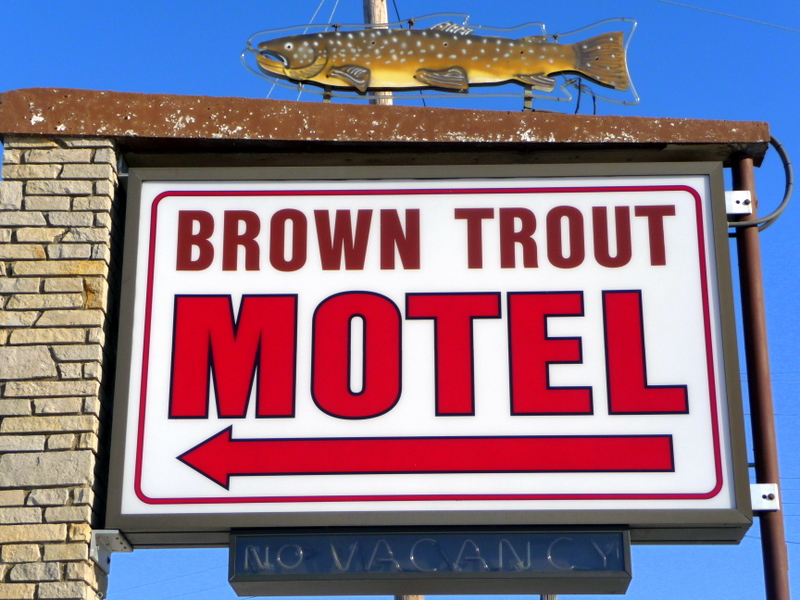 Brown Trout Motel Llc - Boyne Falls, MI