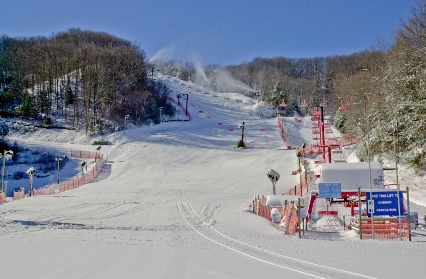 Ober gatlinburg ski resort amusement park gatlinburg for Cabins near ober ski resort gatlinburg tn