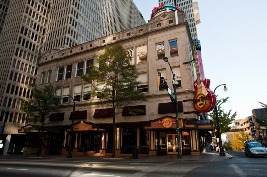 Hard Rock Cafe In Atlanta Ga Menu