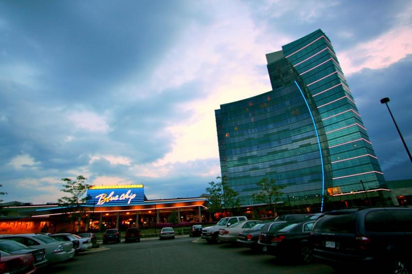 Blue casino michigan city