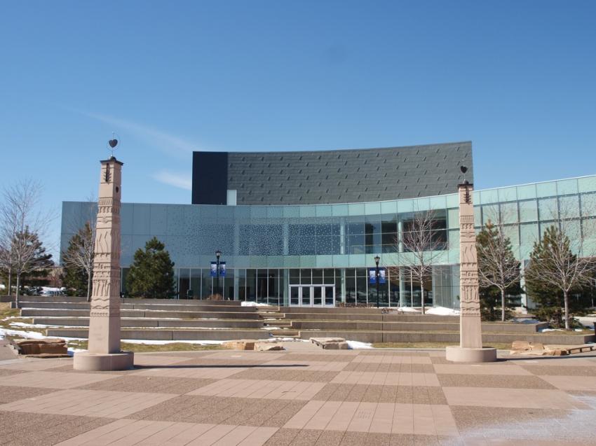 Ames center for Burnsville theater