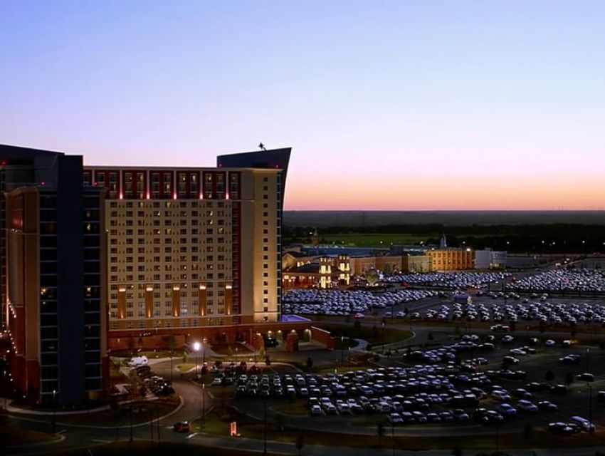Winstar world casino entertainment