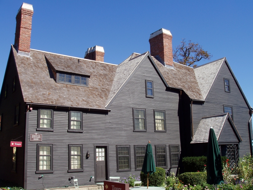 an overview of the house of the seven gables The house of the seven gables is a gothic novel written by nathaniel hawthorne in 1850 the book was inspired by a gabled house in the town of salem.