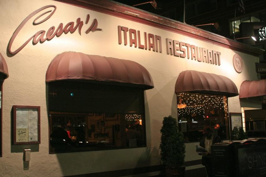 Caesar's Italian Restaurant - San Francisco, CA
