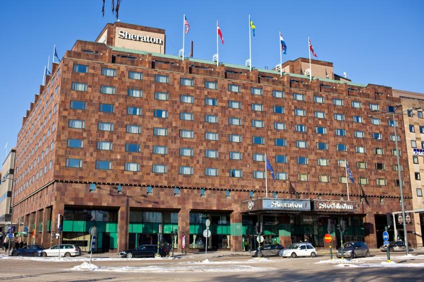 Sheraton stockholm hotel towers stockholm for Hotel stockholm