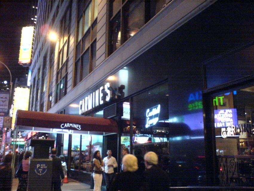 Carmine's - New York, NY