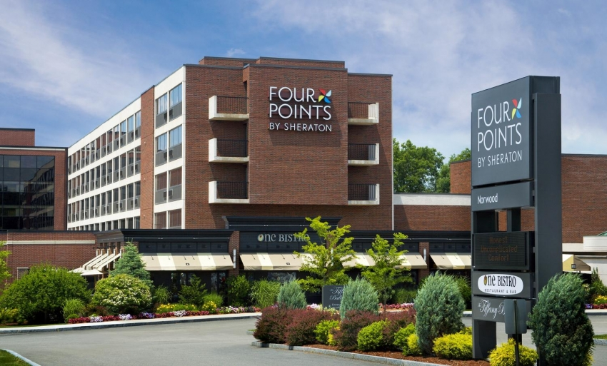 Four Points By Sheraton Norwood Hotel Amp Conference Center