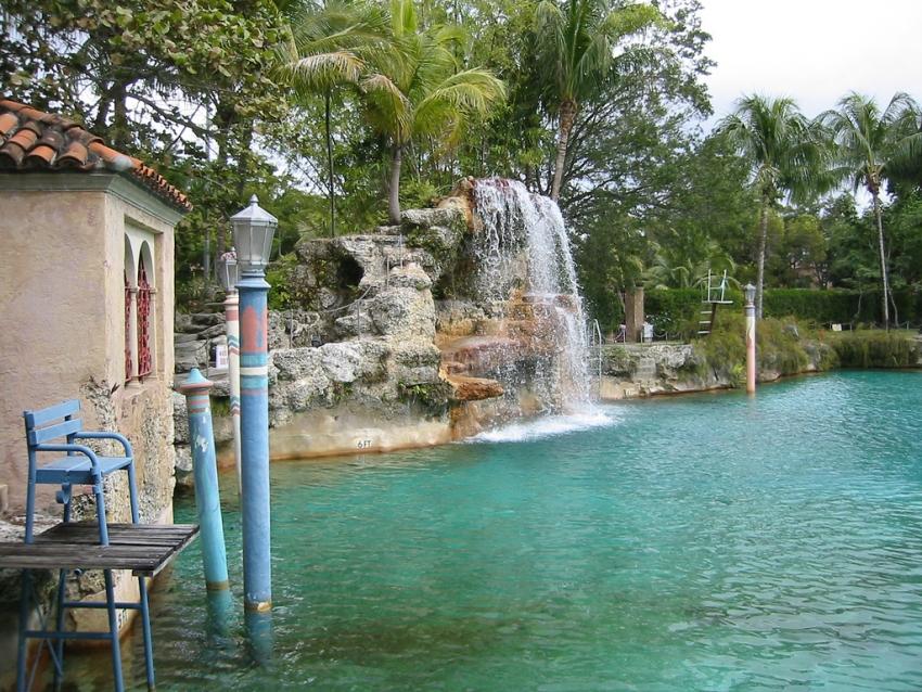 Venetian Pool - Miami, FL