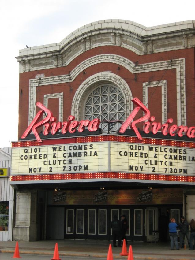 Riviera Chicago Restaurants Near