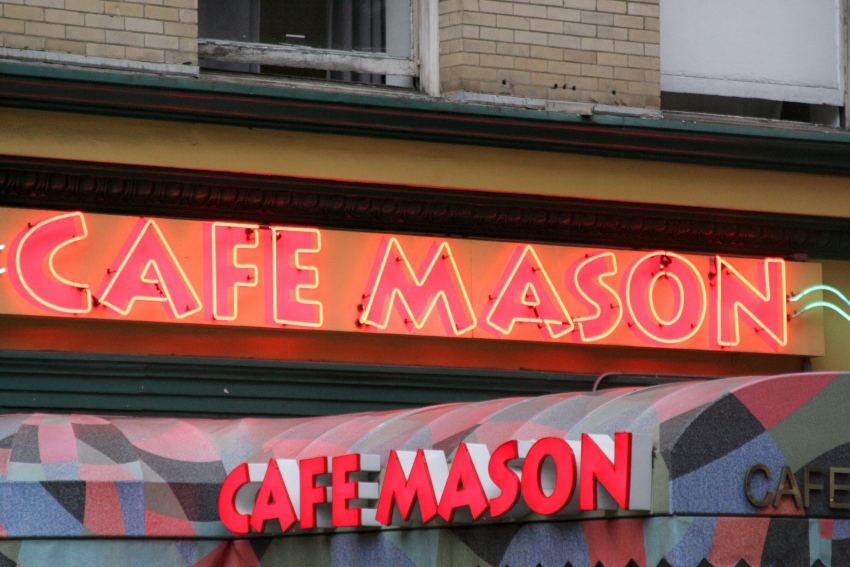 Cafe Mason - San Francisco, CA