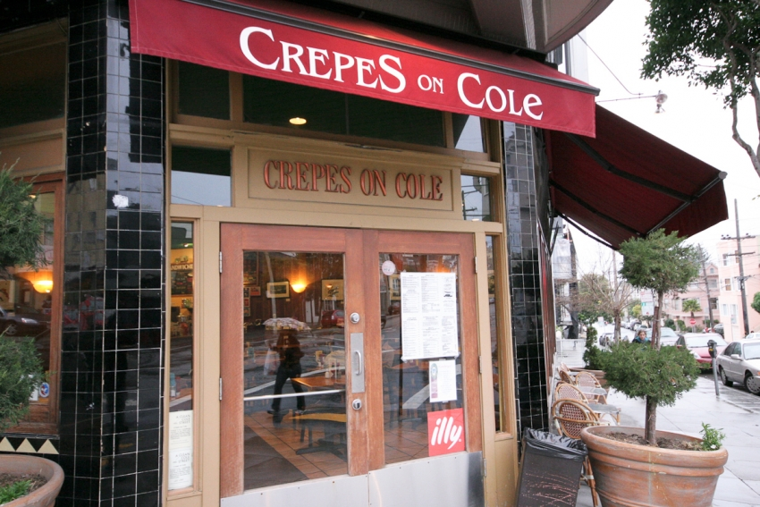 Crepes On Cole - San Francisco, CA