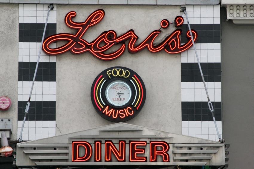 Lori's Diner - San Francisco, CA
