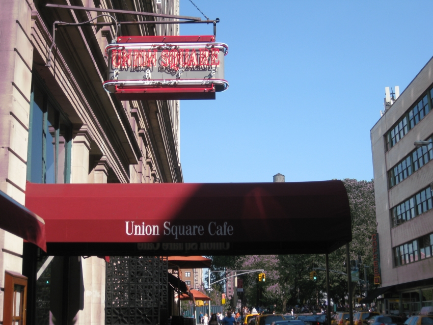 Union Square Cafe - New York, NY