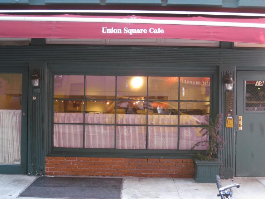 Best Restaurants Around Union Square Ny