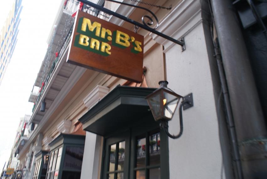 Mr B's Bistro - New Orleans, LA