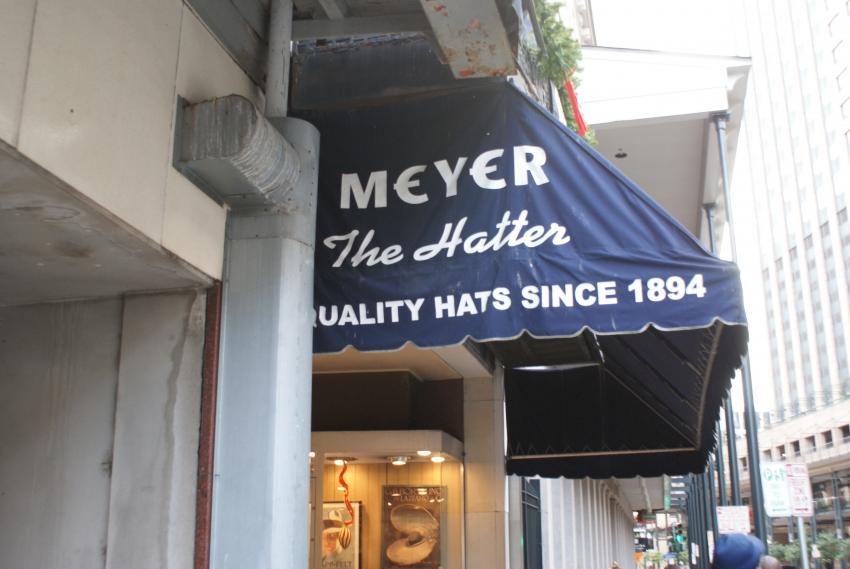 Meyer The Hatter - New Orleans, LA