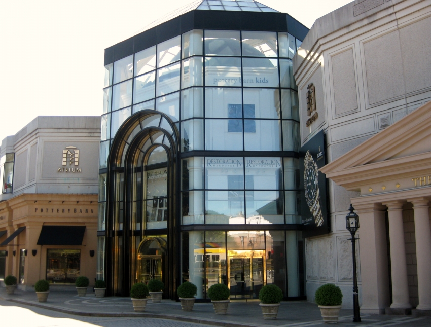 Atrium Mall - Chestnut Hill, MA