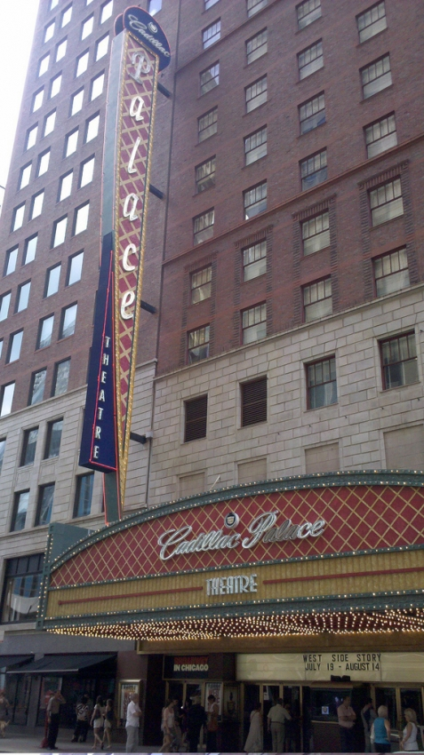 cadillac palace theatre chicago cityseeker. Cars Review. Best American Auto & Cars Review