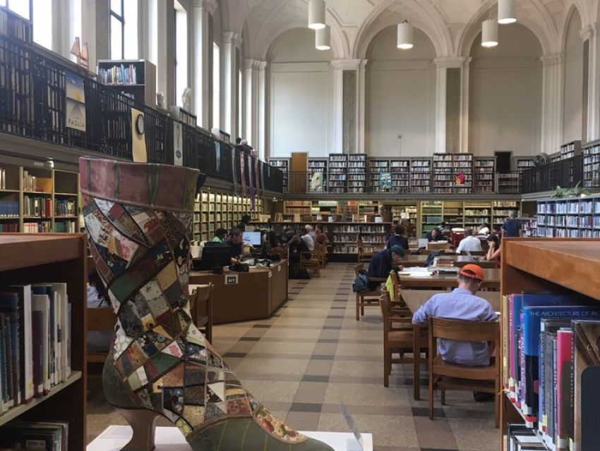 Free Library Of Philadelphia - Philadelphia, PA
