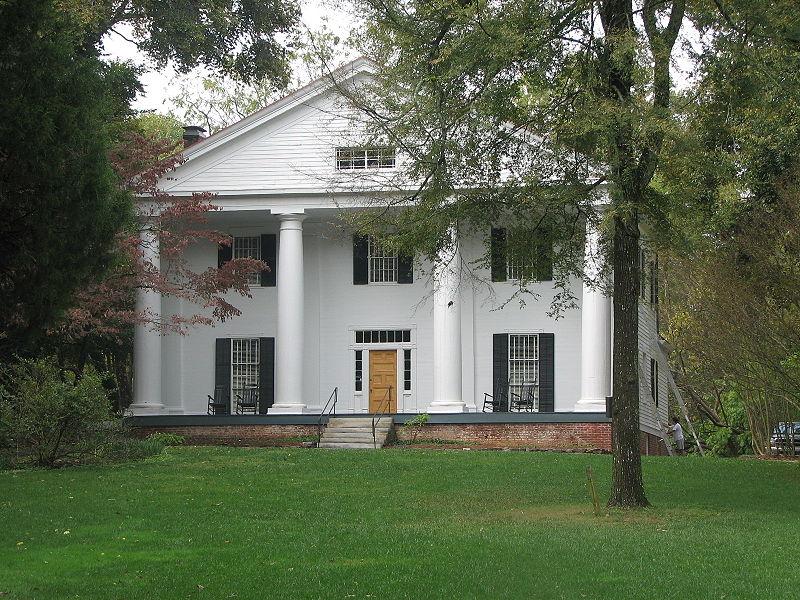 Bulloch Hall - Roswell, GA