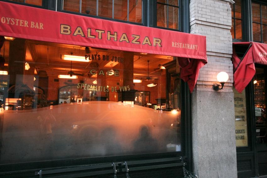 Balthazar restaurant new york restaurants eventseeker for Balthazar reservations